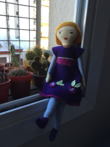 Claudelina-muñeca