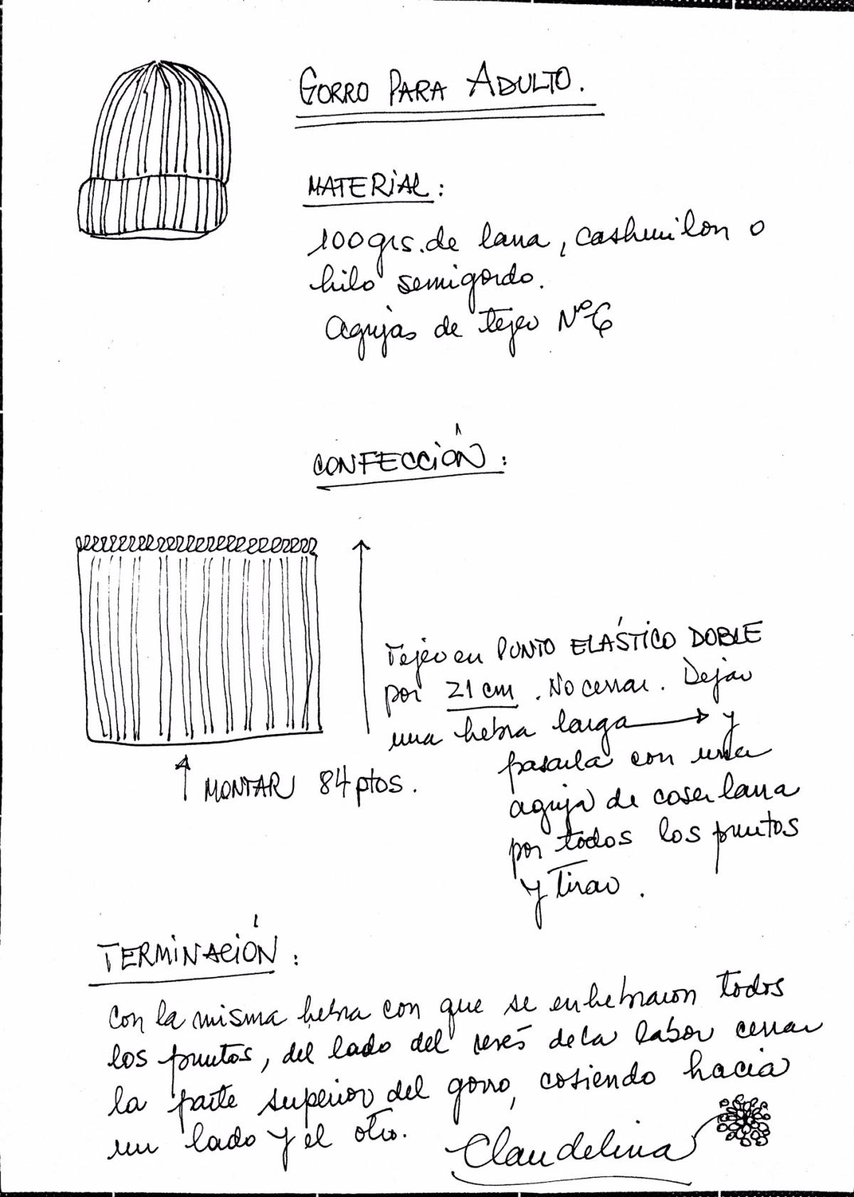 Claud-Donar-gorros (1)