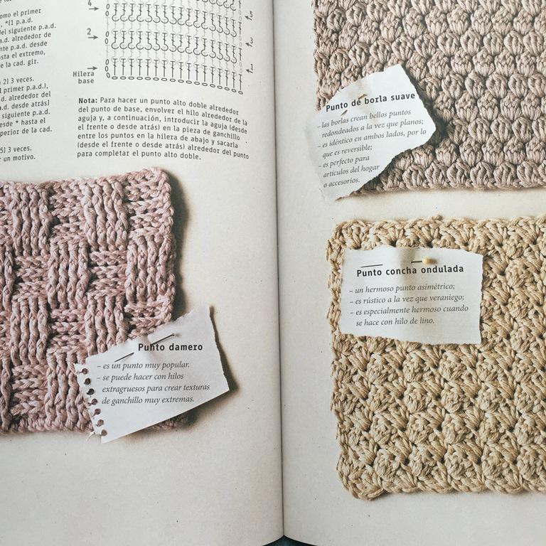Mis libros de bordado, patchwork y crochet - Espacio Claudelina
