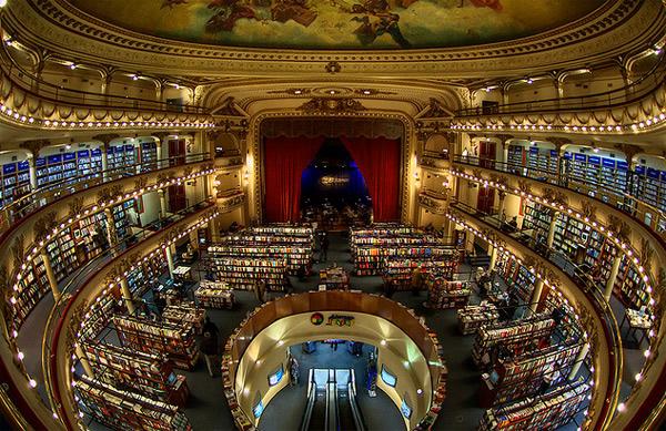 Librería Yenny Grand Splendid