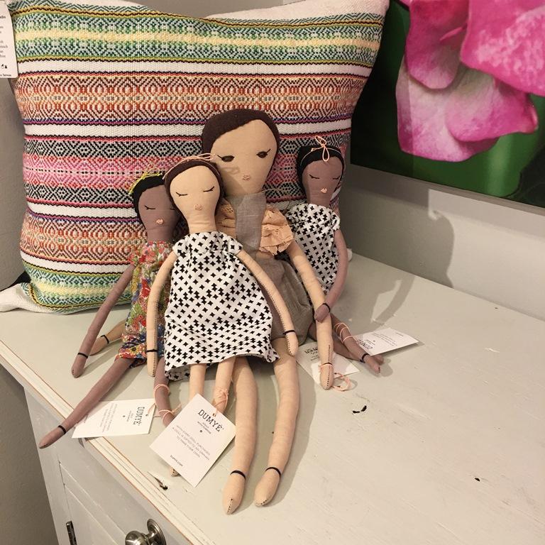 La muñeca Dumyé