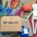 Las muñecas de trapo Dumyé