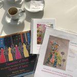Mis libros de Arpilleras y Collage