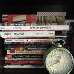 Libros comentados: uno de tejido y uno de ideas